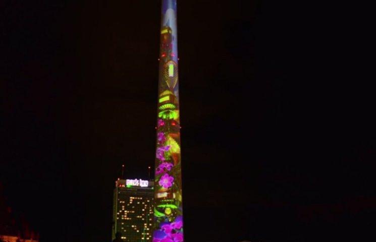 Україна посіла перше місце на міжнародному Фестивалі світла
