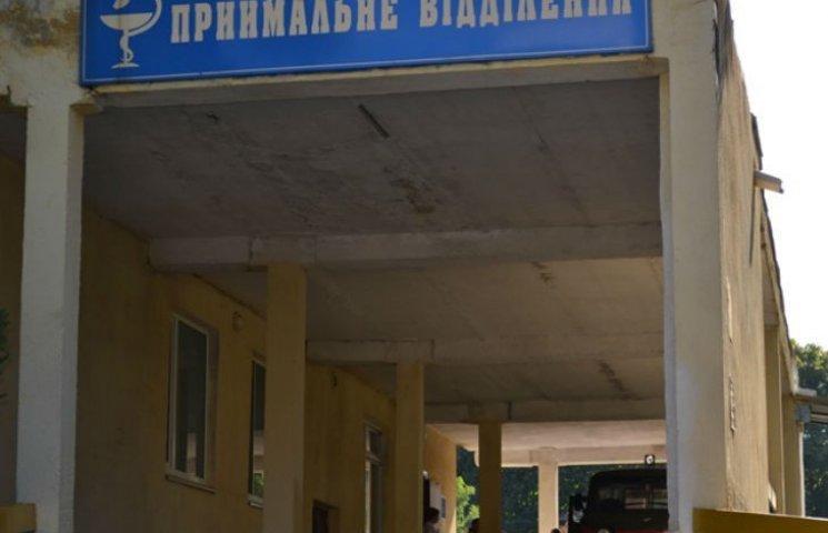В харьковский военный госпиталь поступили контуженные, больные и раненые бойцы АТО