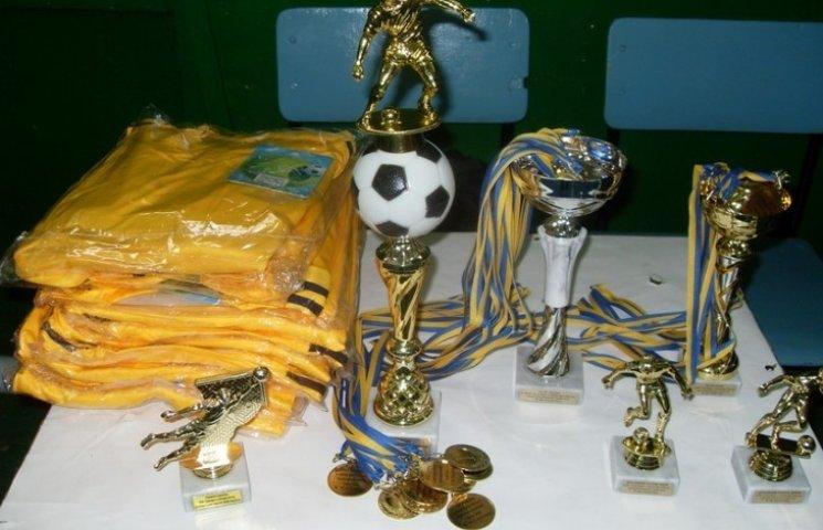 Сімнадцять миколаївських команд змагалися на турнірі з міні-футболу