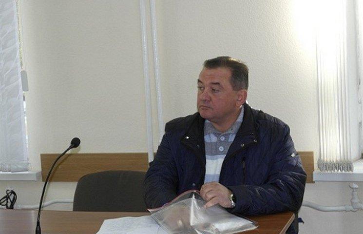 Екс-начальник ДАІ Вінниччини намагається довести суддям, що не їздив п'яним