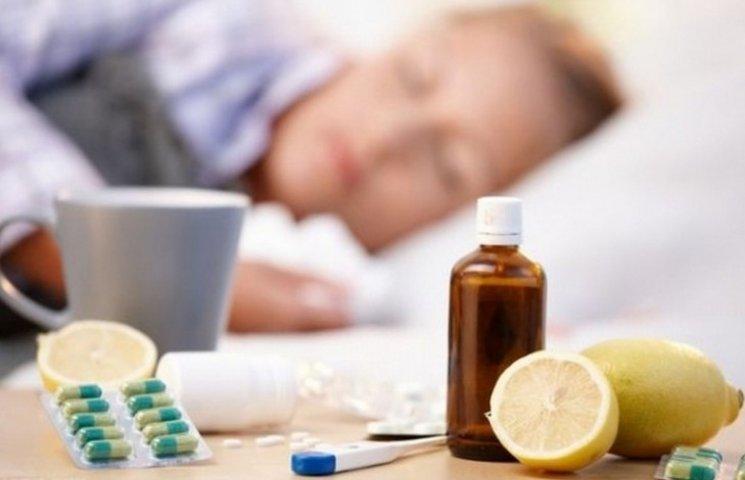 Цього року грип до вінничан прийде наприкінці грудня