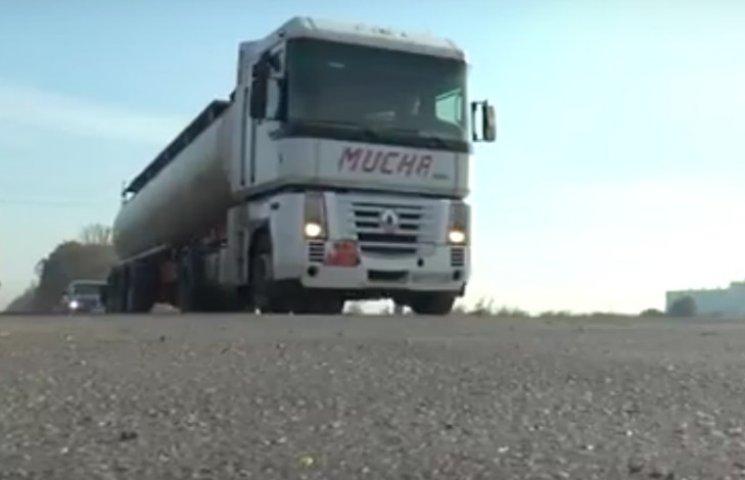 Як на Полтавщині будують стратегічну дорогу вартістю в 300 млн. грн.