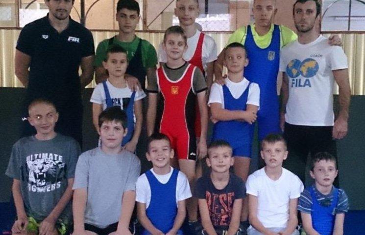 Південноукраїнський борець посів третє місце на чемпіонаті України