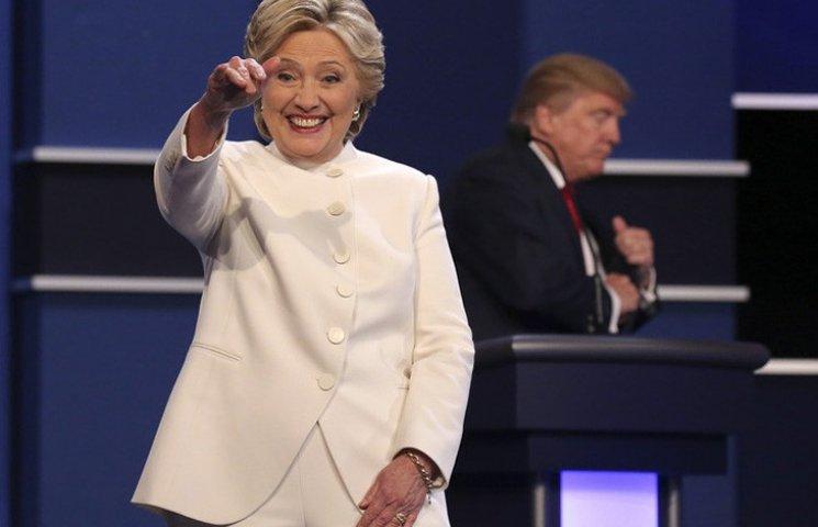 """Відео дня: Трамп ображає Клінтон і """"лет мі спік"""" від Медведєва"""