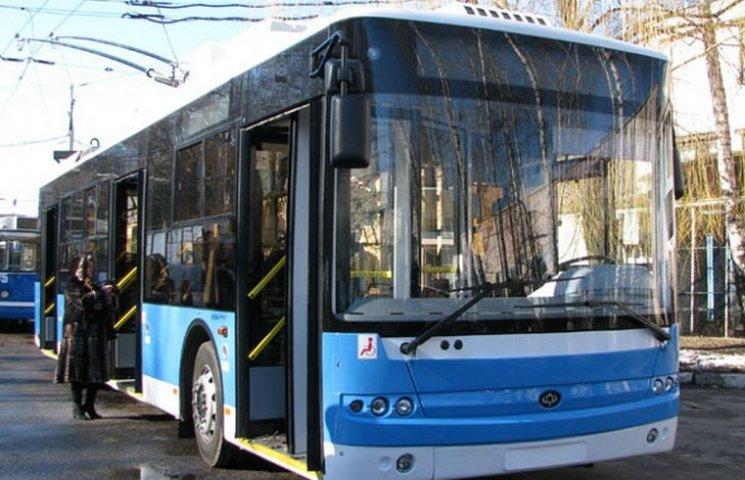 Вінничани просять владу прокласти новий тролейбусний маршрут