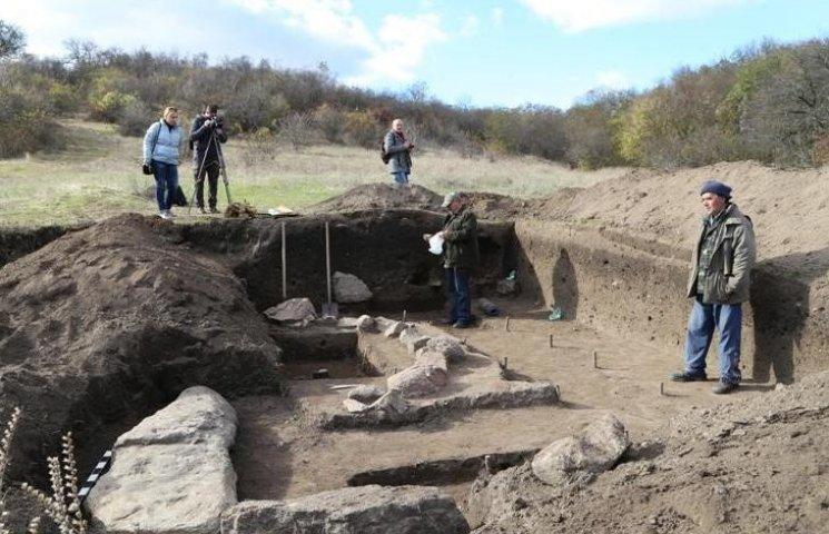 На Миколаївщині археологи знайшли пам