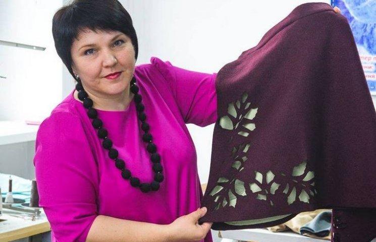 Вінницька дизайнерка Леся Зіанурова представить колекцію, наділену особливою енергетикою