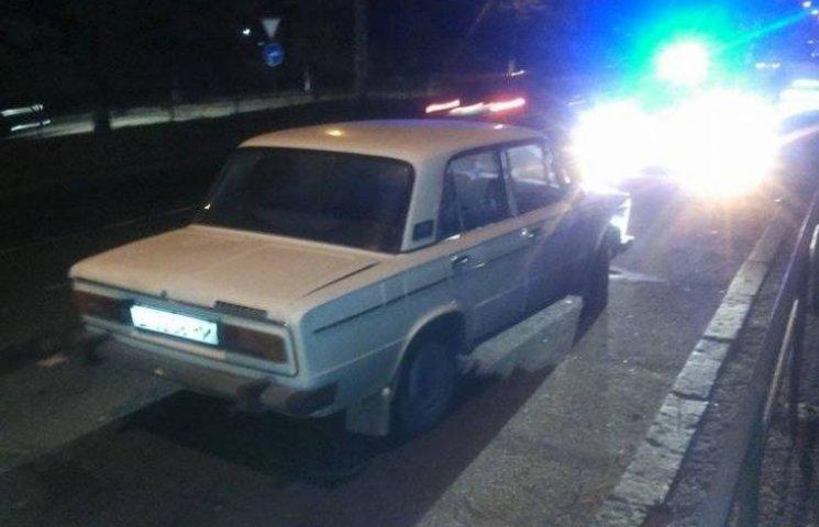 """Миколаївський """"Поганіні"""" спровокував ДТП біля Варварівського мосту"""
