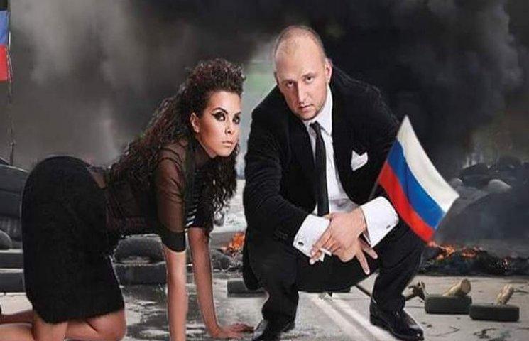 Потапу і Насті у Хмельницькому обіцяють криваву зустріч і яєчний дощ