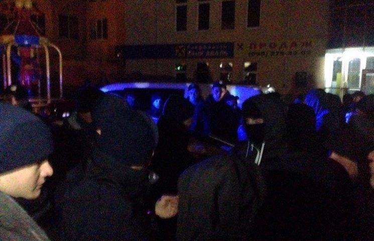 Хмельницкие активисты жалуются на полицию