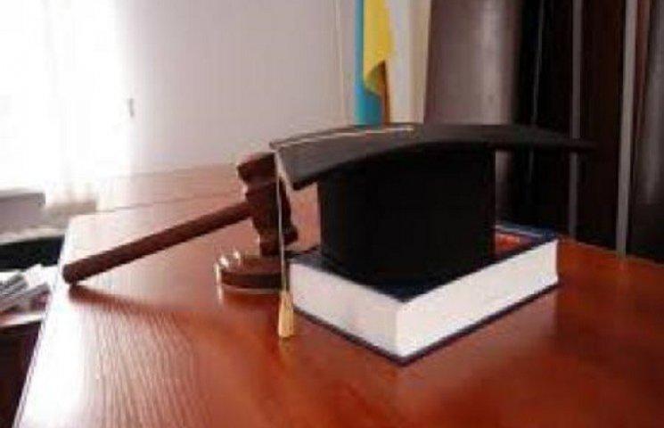 На Хмельниччині не вистачає суддів