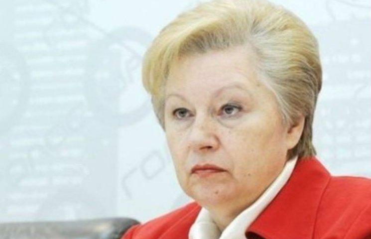 В Харькове Александровская требует отменить круглосуточный домашний арест
