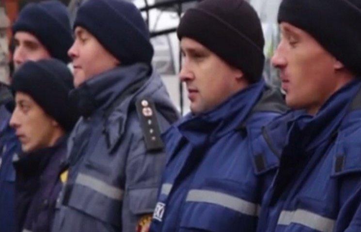 Піротехніки Тернопільщини вирушили в зону АТО