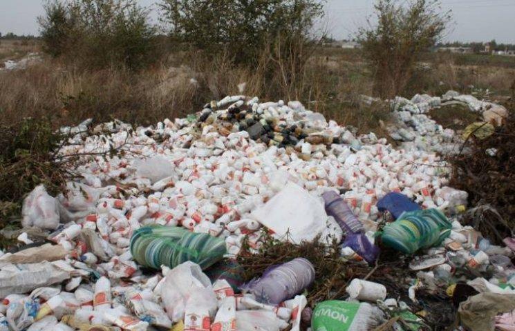 Миколаївська компанія назвала кількатонне звалище прострочених товарів надзвичайною подією