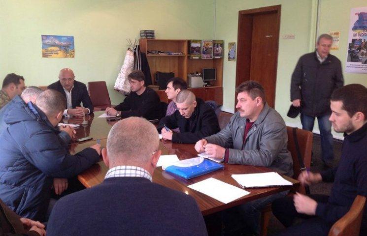 На Полтавщині виділять землю  атовцям з Дніпра