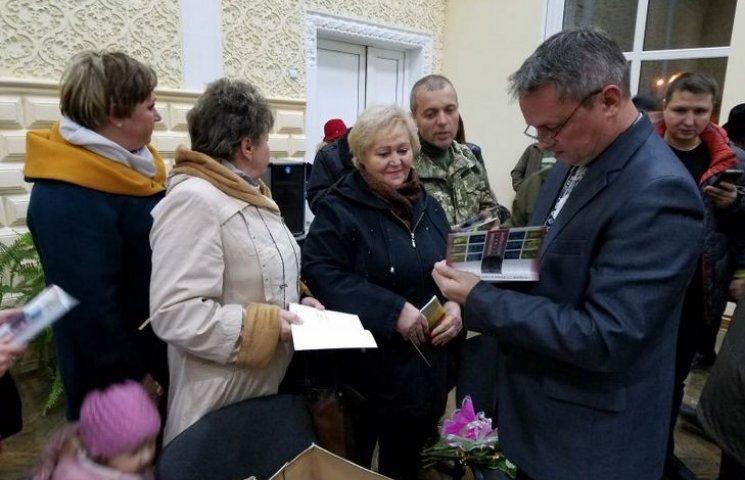 Шепетівський міський голова перекваліфікувався у письменники