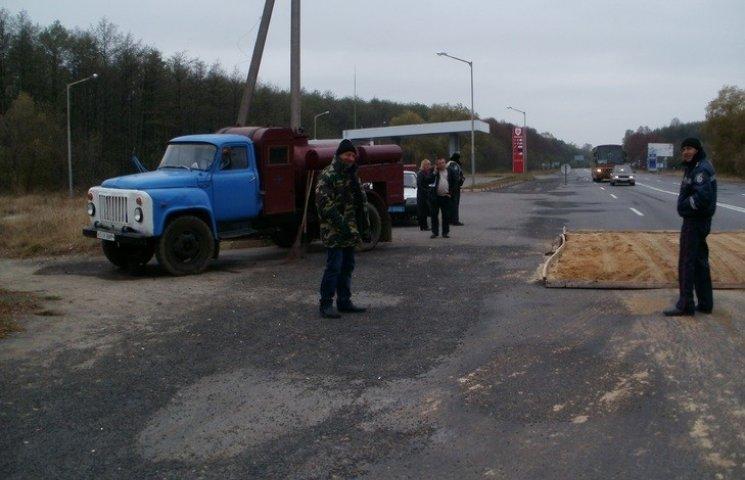 На кордоні Вінниччини поставили бар'єр африканській чумі свиней