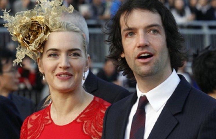 Кейт Уинслет разводится с третьим мужем