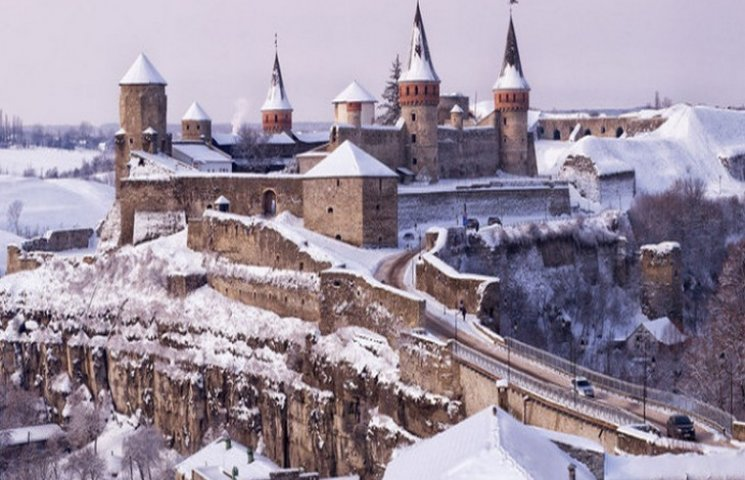 """Стара фортеця переходить на """"зимовий"""" режим"""