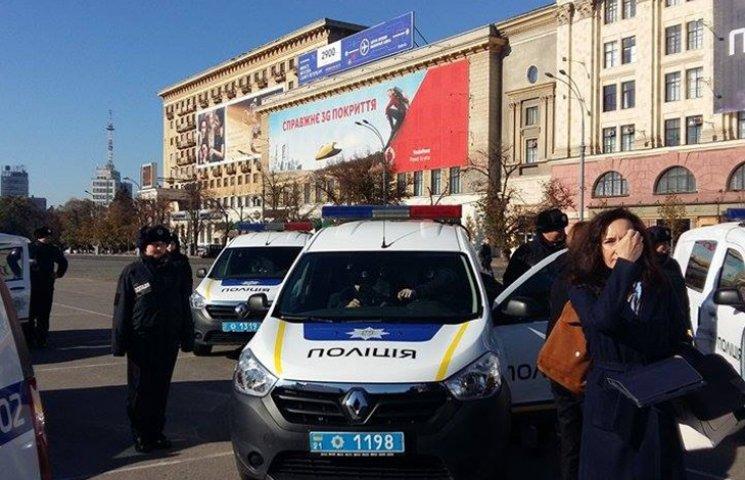 У Харкові представники місії Євросоюзу передали поліції нове обладнання