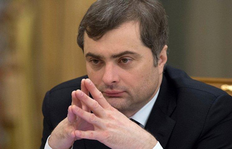 """Кого привалит """"файлами Суркова"""""""