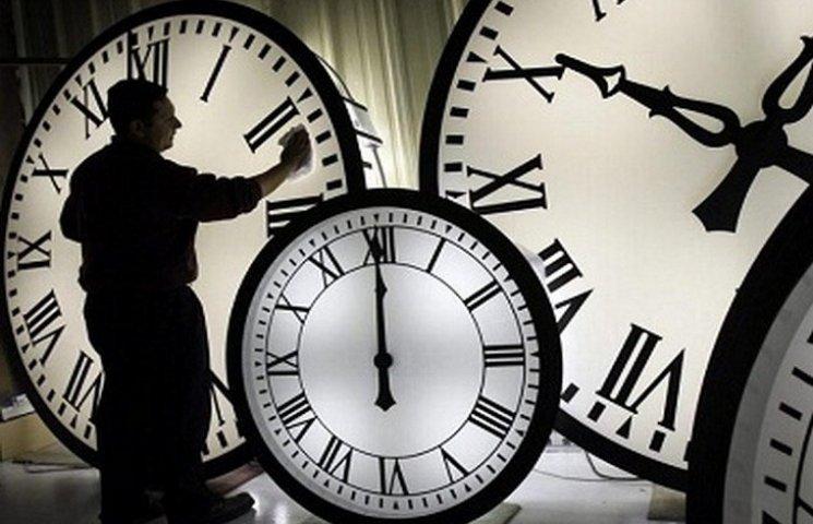Вже цієї неділі стрілки годинників переведуть на годину назад
