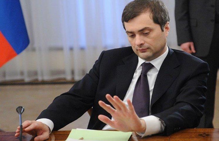 Хто передав привіт Суркову