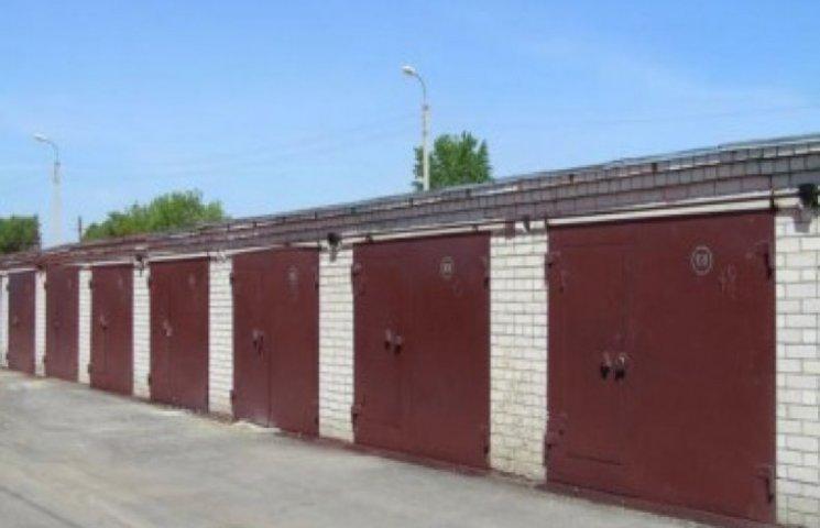Для учасників АТО Хмельницька міськрада виділила місце під гаражі