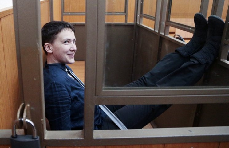 Відео дня: Савченко - знову в московському суді і кліп Pussy Riot про вагіну