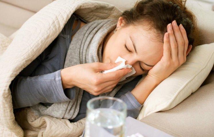 В этом году на Полтавщине ожидают три штамма гриппа