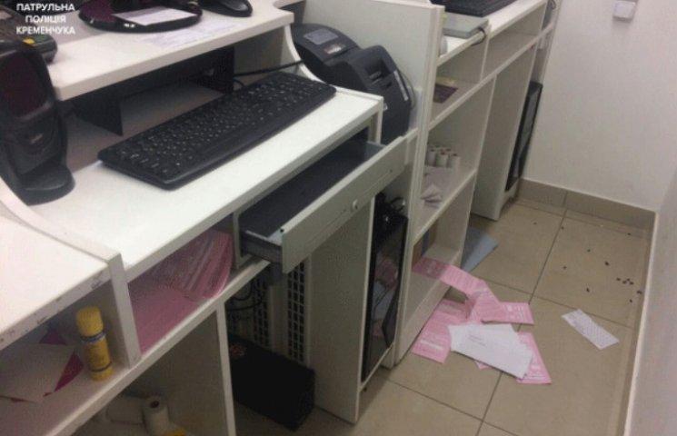 На Полтавщині затримали підозрюваного у вчиненні серії крадіжок із магазинів