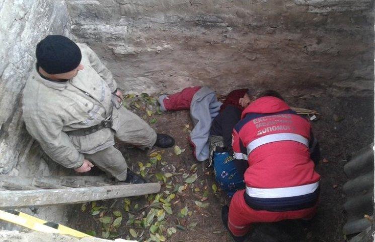 На Вінниччині пенсіонерка впала у жомову яму
