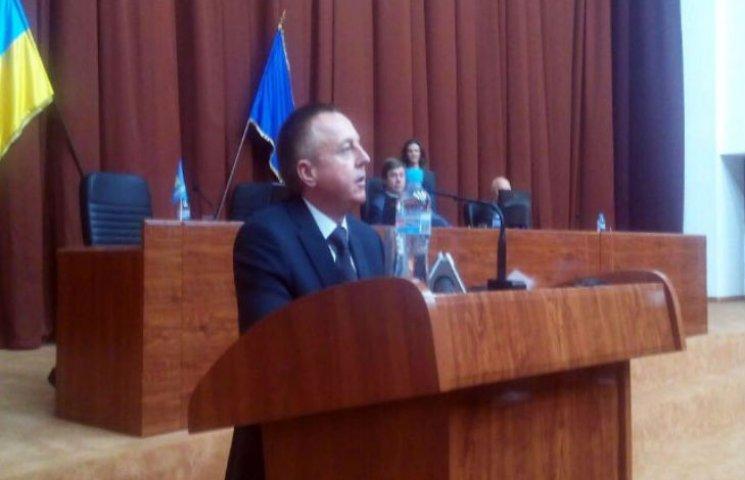В Полтаве ссорятся из-за должности первого заместителя председателя облсовета