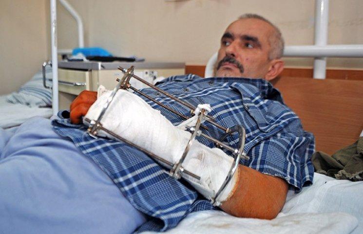 У харківському шпиталі з початку року допомогли 1,6 тисячам пораненим
