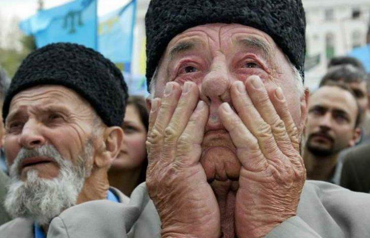 """Їм навіть не дозволяли повністю вказувати свою національність – """"кримські татари"""""""