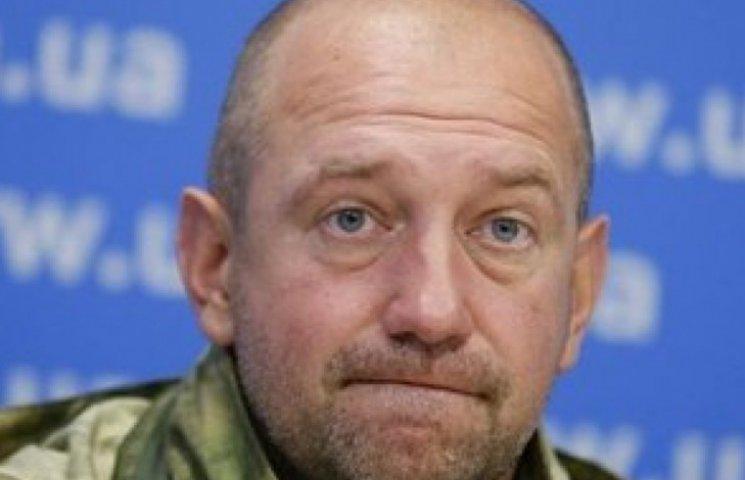 """Нардеп і комбат """"Айдару"""" Мельничук задекларував трильйон"""
