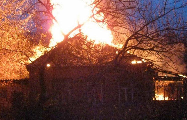 На Харківщині під час пожежі загинули двоє людей