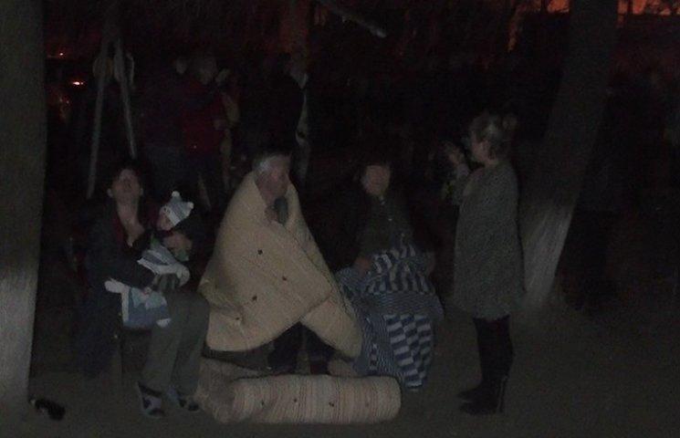 На Харківщині восьмеро людей евакуйовані під час пожежі
