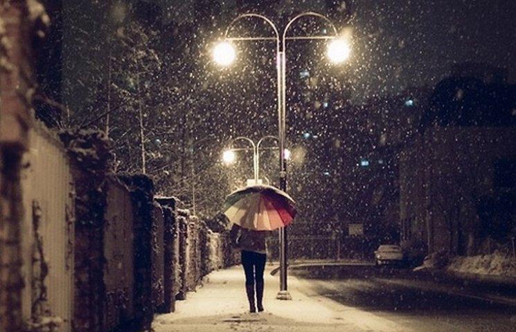 Сьогодні у Вінниці буде дощ зі снігом