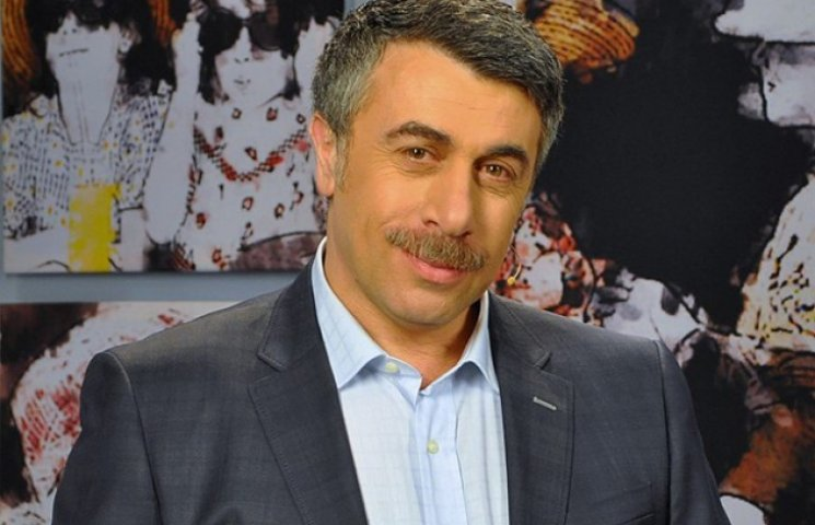 Доктор Комаровский научит винницких медиков лечить детей цивилизованно
