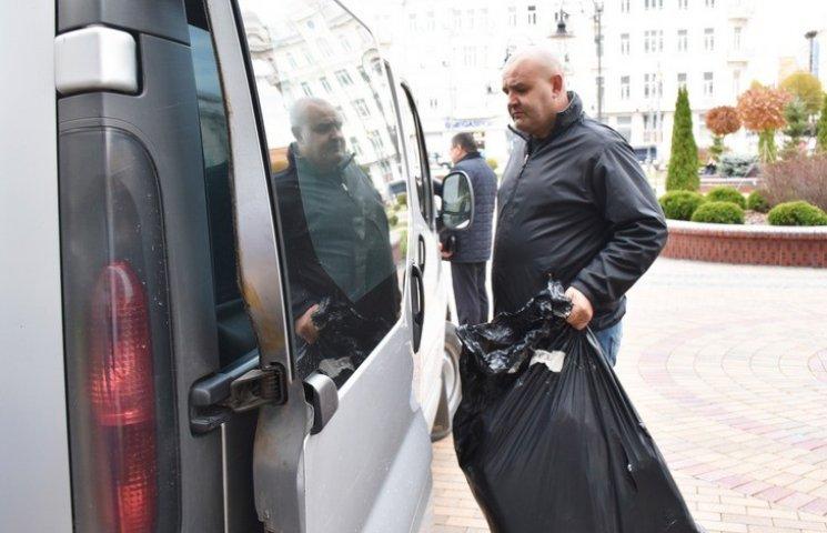 Вінничани зібрали 19 тисяч на автомобіль для захисників України