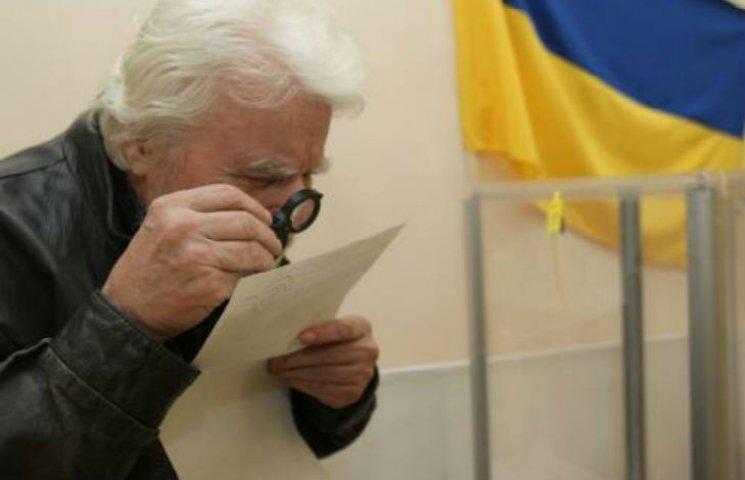 Під Харковом розпочався виборчий процес: у ТВК є Партія регіонів