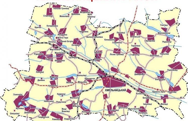 Місто Хмельницький може збільшитись на сотню гектарів