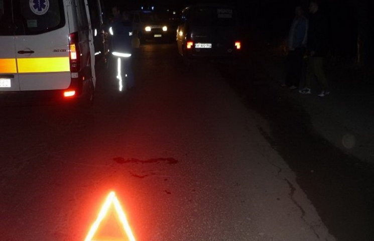 На Хмельниччині в ДТП загинув чоловік