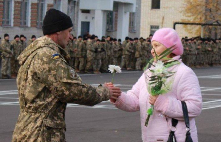 Без потерь: В Николаев вернулись бойцы 79-ки