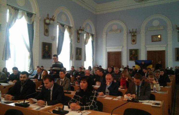 Миколаївська міськрада провалила голосування за новий регламент