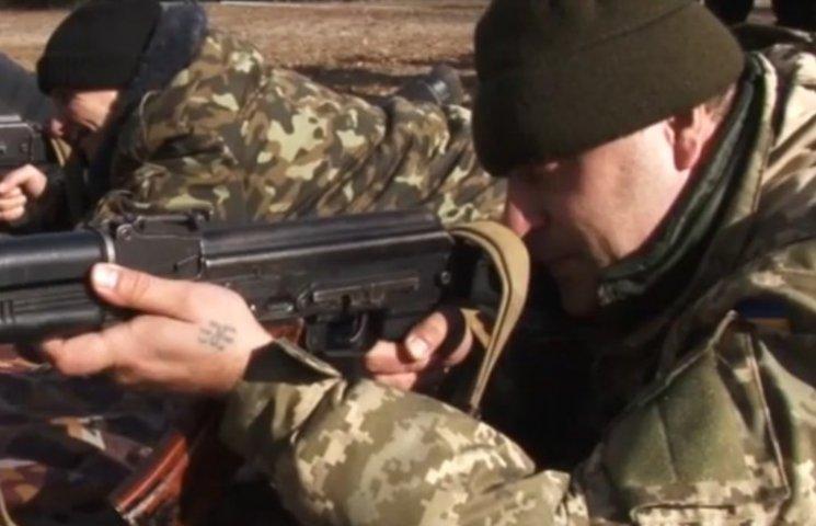 На Полтавщине провели всеукраинские учебные стрельбы