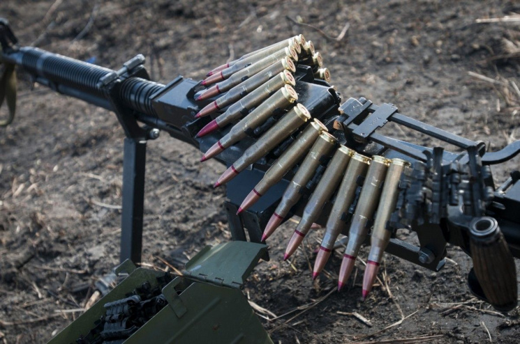 20 обстрілів, 1 боєць ЗСУ поранений— Доба вАТО
