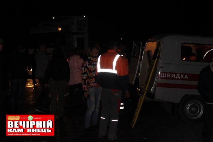 Жахлива ДТП наХмельниччині: через необережний обгін загинуло троє людей