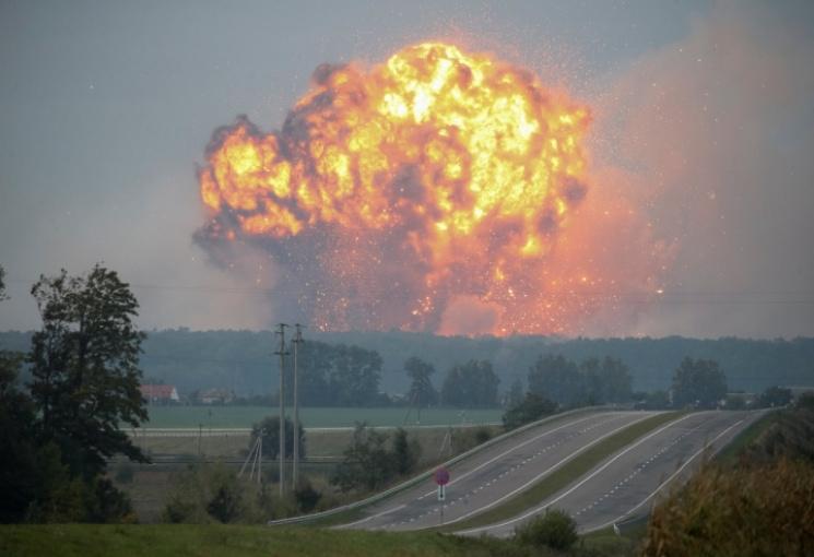 Небо над Винницей закрыли еще нанеделю— Взрывы вКалиновке